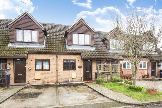 Thumbnail Semi-detached house for sale in Woking, Old Woking