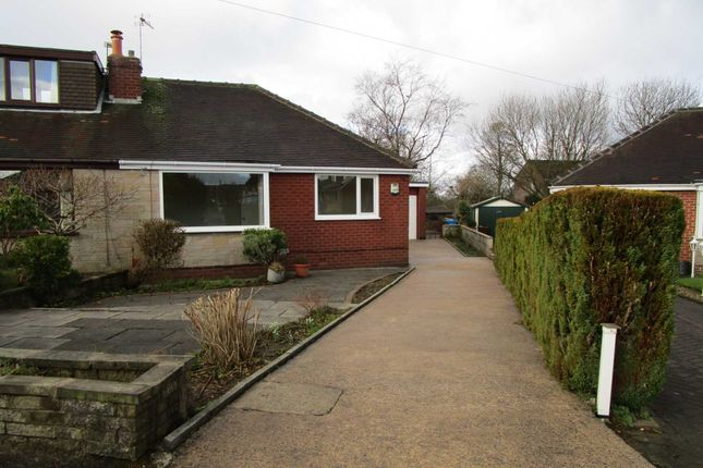 Thumbnail Semi-detached house for sale in Chiltern Close, High Crompton, Shaw