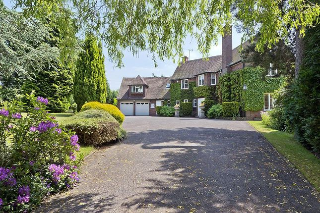 Thumbnail Detached house for sale in Preston Road, Lowsonford, Henley-In-Arden, Warwickshire