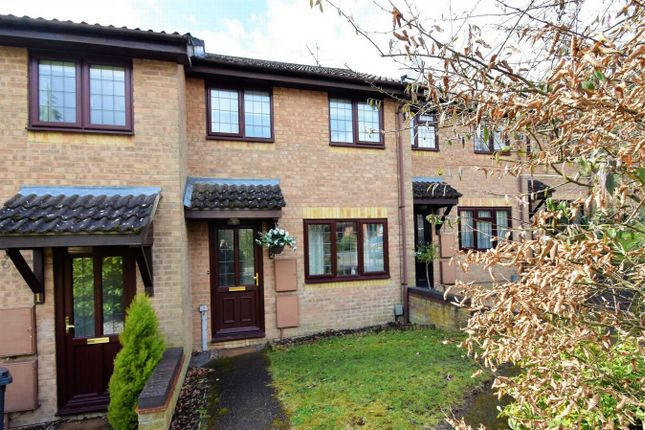 Thumbnail Terraced house for sale in Walmer Close, Frimley, Camberley, Surrey