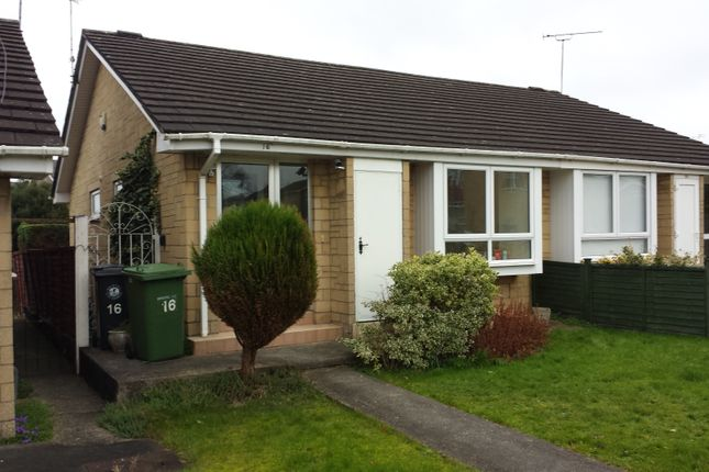 Thumbnail Bungalow to rent in Frenchay Close, Downend - Bristol
