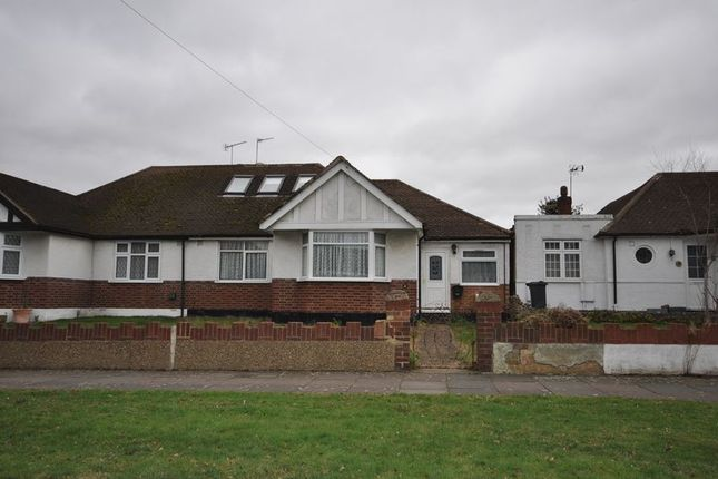 Thumbnail Semi-detached bungalow for sale in Staines Road, Bedfont, Feltham