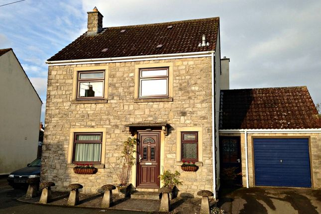 Thumbnail Detached house for sale in West View, Crocombe, Timsbury, Bath