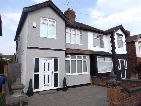 Thumbnail Semi-detached house for sale in Solar Road, Walton, Liverpool, Merseyside