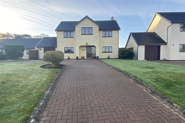 4 bed detached house for sale in Cooksyeat View, Kilgetty SA68