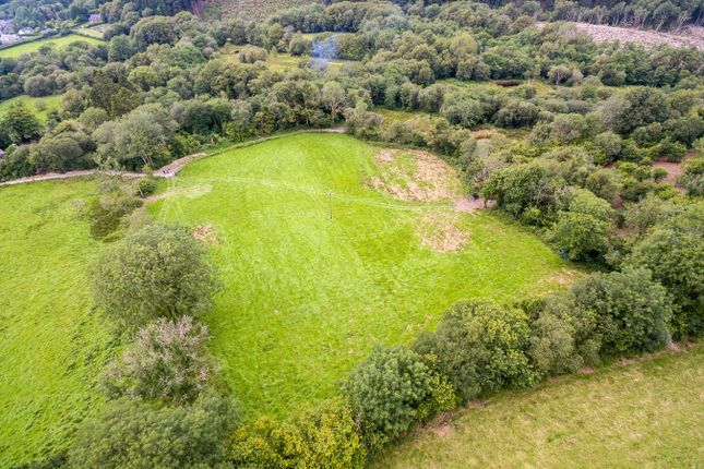 Thumbnail Land for sale in Gwernogle, Carmarthen