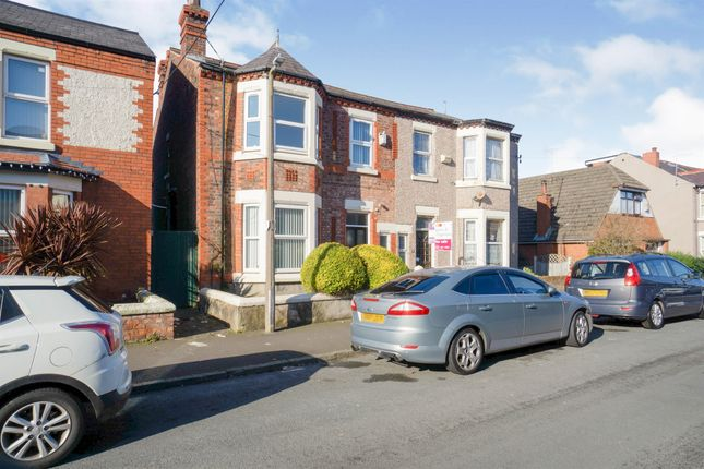 Thumbnail Semi-detached house for sale in Knutsford Road, Moreton, Wirral