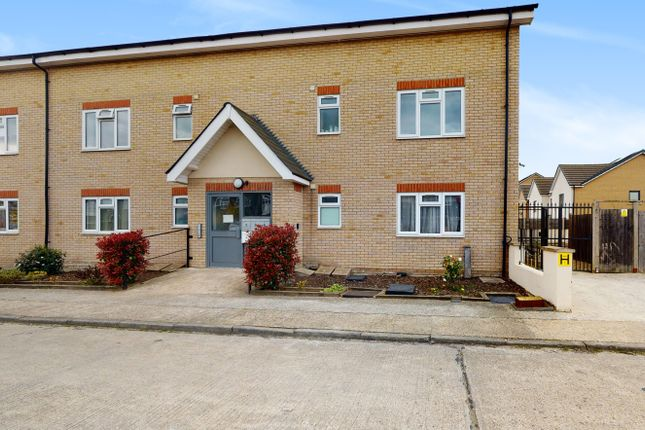 2 bed flat for sale in Martina Terrace, Manford Way, Chigwell IG7