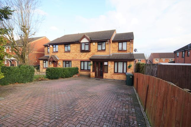 4 bed semi-detached house to rent in Rookery Lane, Holbrooks, Coventry CV6