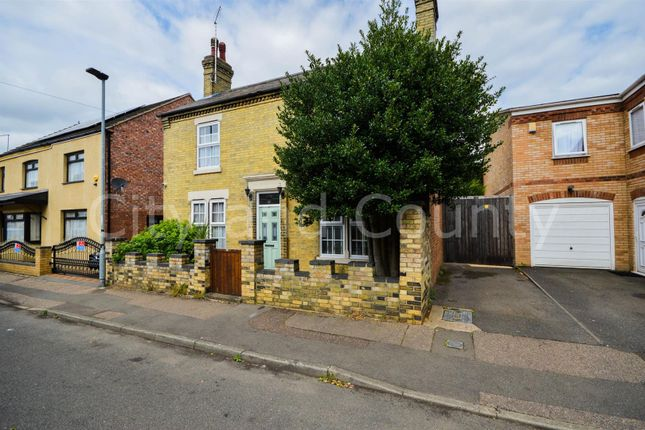 Thumbnail Detached house for sale in Gilpin Street, Peterborough