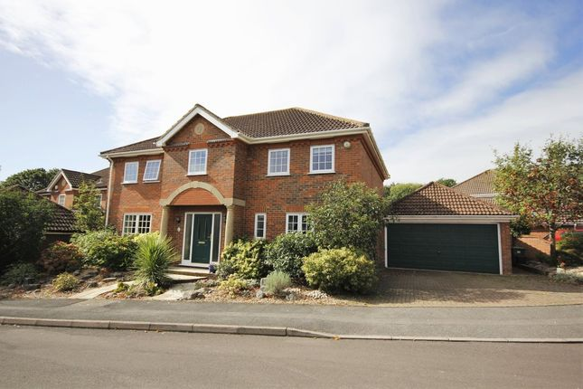 Thumbnail Detached house for sale in Old Priory Close, Hamble, Southampton