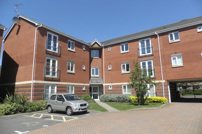Thumbnail Flat to rent in East Park Way, Wolverhampton