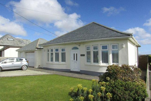 3 bed detached bungalow for sale in West Down Road, Delabole