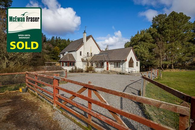 Thumbnail Detached house for sale in Culbokie, Culbokie, Dingwall, Inverness
