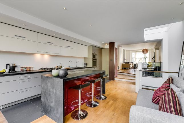 Thumbnail Terraced house to rent in Atalanta Street, Fulham, London
