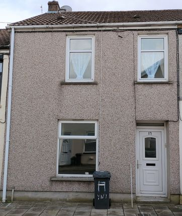 2 bed terraced house to rent in Ynysllwyd Street, Aberdare CF44
