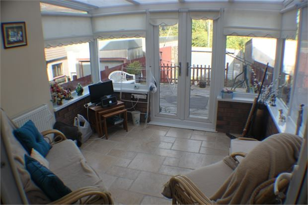 Thumbnail End terrace house for sale in Tylacelyn Road, Tonypandy, Tonypandy, Wales.