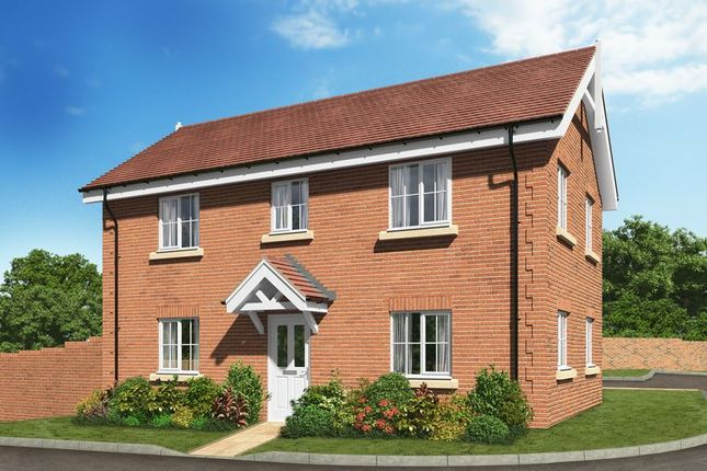 Thumbnail Detached house for sale in St. Johns Road, Hedge End, Southampton