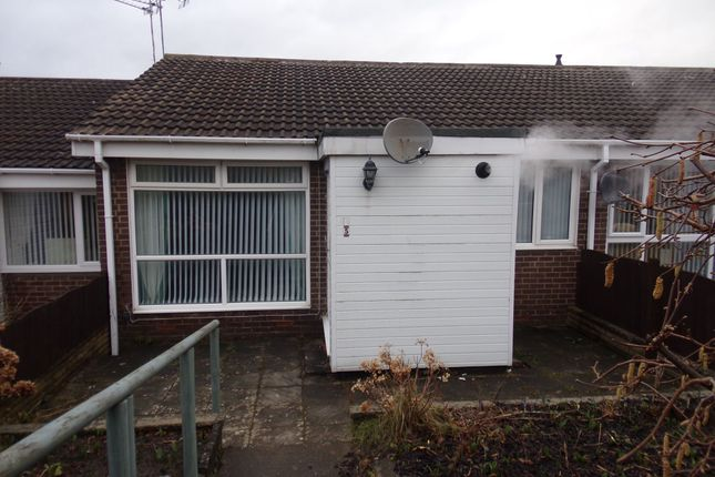 Thumbnail Bungalow to rent in Meadowfield, Ashington