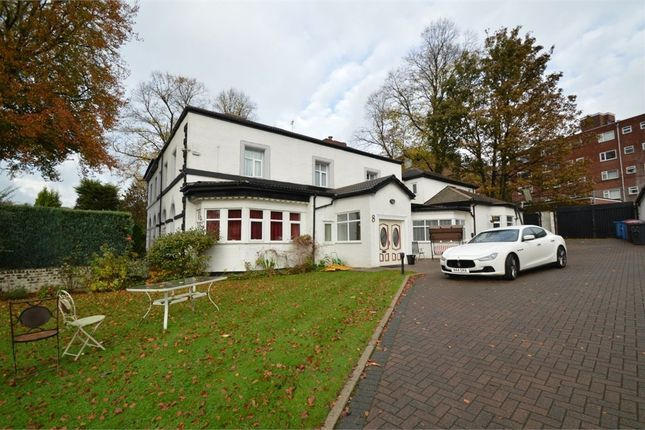 Thumbnail Semi-detached house for sale in Kersal Bank, Salford