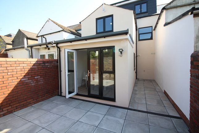 Thumbnail Terraced house to rent in Wyeverne Road, Cathays, Cardiff