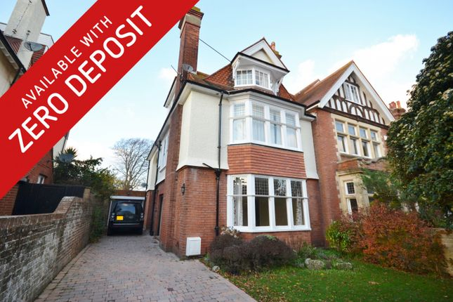 Thumbnail Property to rent in Dittons Road, Eastbourne
