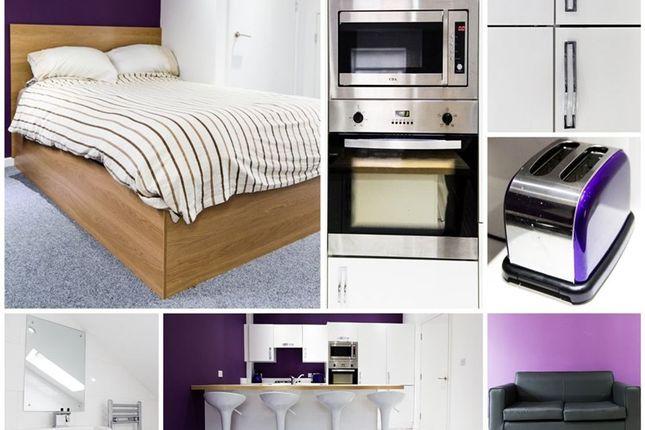 Thumbnail Flat to rent in Lambert Street, Hull