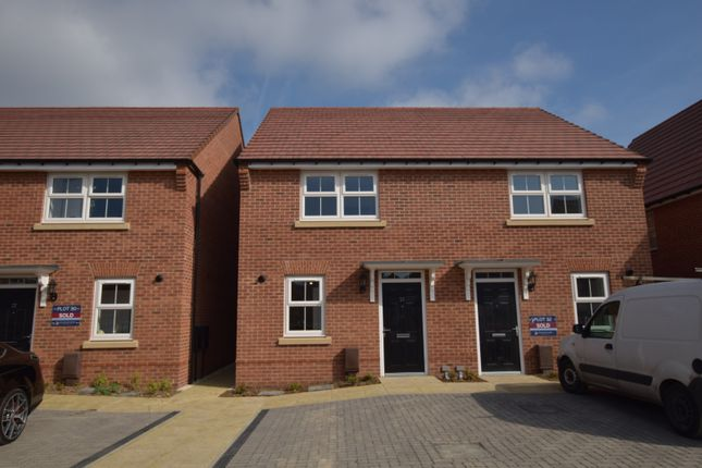 Thumbnail Terraced house to rent in Hasler Grove, Aldingbourne