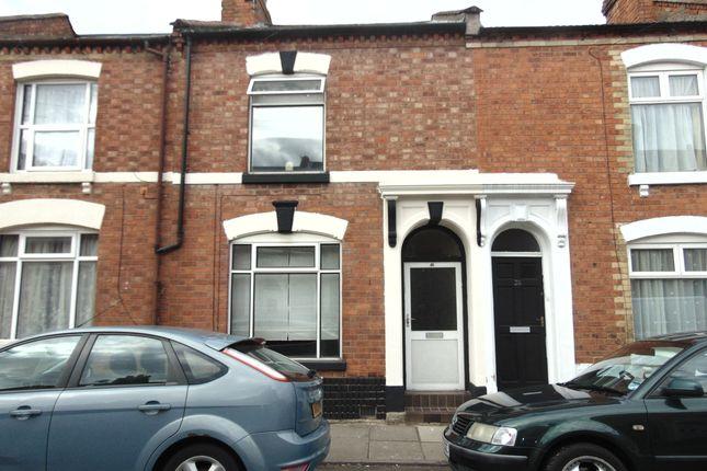 Terraced house for sale in Cowper Street, Northampton