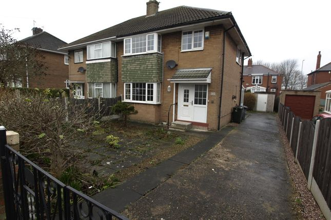 Thumbnail Semi-detached house to rent in Harewood Avenue, Broadway, Barnsley, Barnsley