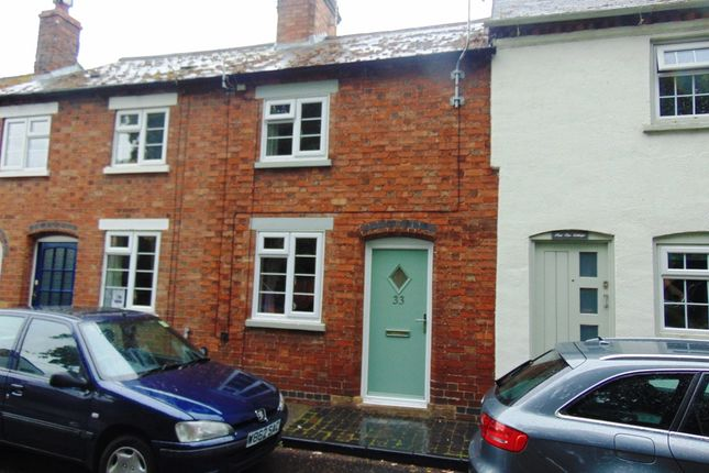 Thumbnail Terraced house to rent in Church Street, Evesham