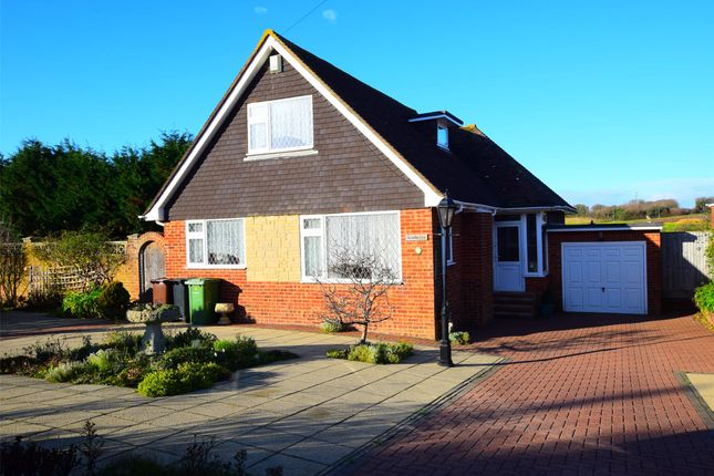 Thumbnail Detached bungalow for sale in Alford Way, Bexhill-On-Sea, East Sussex