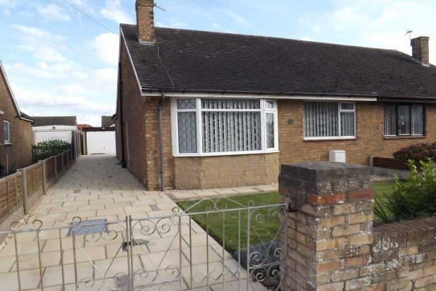 Thumbnail Bungalow to rent in Cleveleys Avenue, Thornton-Cleveleys