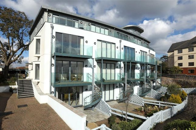 Thumbnail End terrace house for sale in Rocklands, Trefusis Terrace, Exmouth
