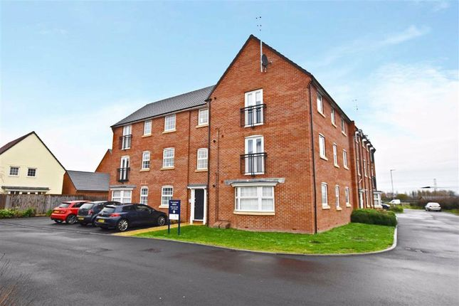Thumbnail Flat for sale in Hyatt Close, Longford, Gloucester