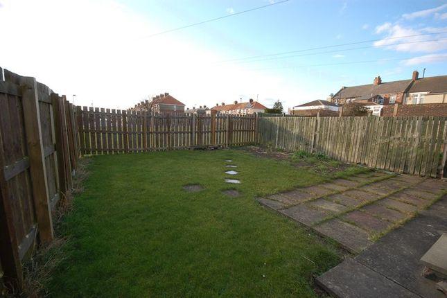 Rear Garden of West Avenue, Palmersville, Newcastle Upon Tyne NE12