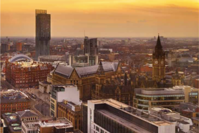 Thumbnail Flat for sale in Deansgate, Manchester