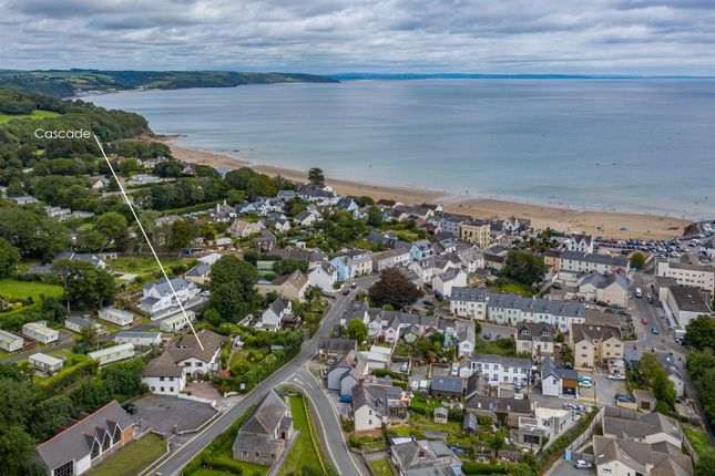 Thumbnail Detached house for sale in The Ridgeway, Saundersfoot