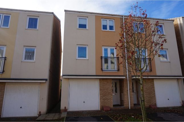 Thumbnail Semi-detached house for sale in Syms Avenue, Frampton Cotterell