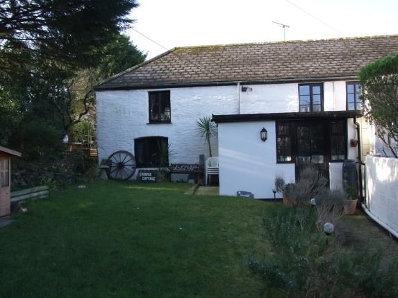 Thumbnail Semi-detached house for sale in Wadebridge, Cornwall
