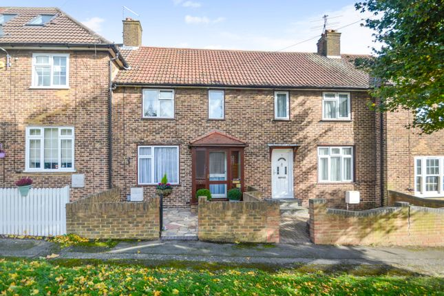 Thumbnail Terraced house for sale in Westcott Crescent, Hanwell