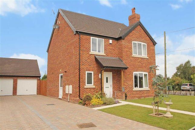 Thumbnail Detached house for sale in Fox Close, Dudleston Heath, Ellesmere