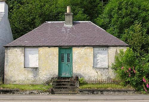 Thumbnail Detached bungalow for sale in Main Street, Lochcarron