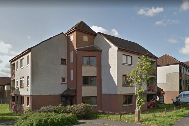Thumbnail Flat for sale in Talisman Crescent, Motherwell