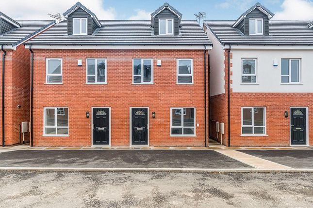 Thumbnail Semi-detached house for sale in Ireland Road, Haydock, St. Helens, Merseyside