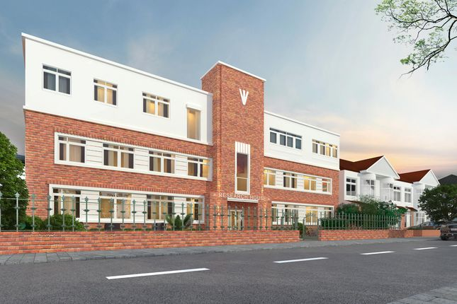 Thumbnail Flat for sale in Reasearch House, Frasar Road, Perivale