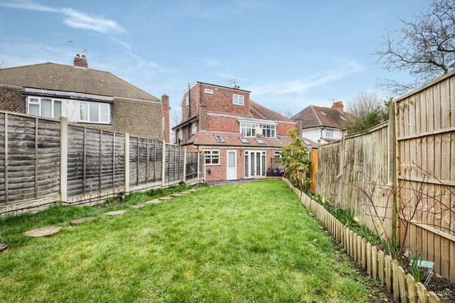 Semi-detached house for sale in Lordswood Road, Harborne, Birmingham
