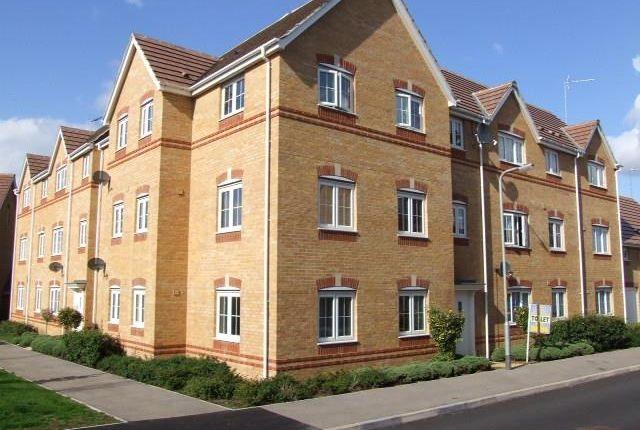 Thumbnail Flat for sale in Regency Court, Rushden