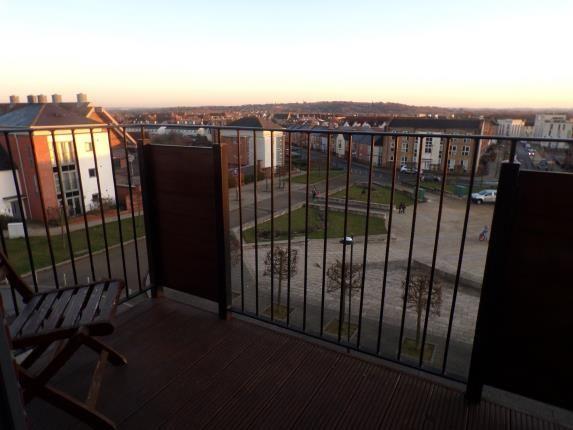Balcony of The Square, Upton, Northampton, Northamptonshire NN5