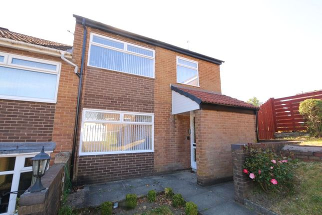 Thumbnail Semi-detached house to rent in Greengate Close, Rochdale